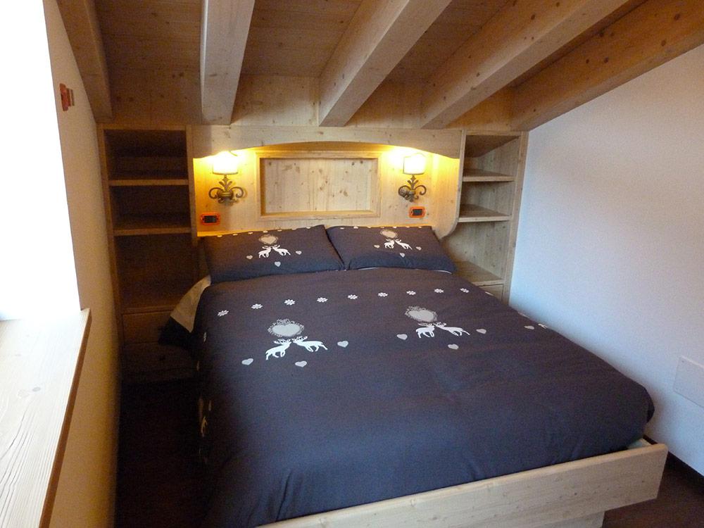 Realizzazione mobili su misura per camere da letto arredamenti gubert