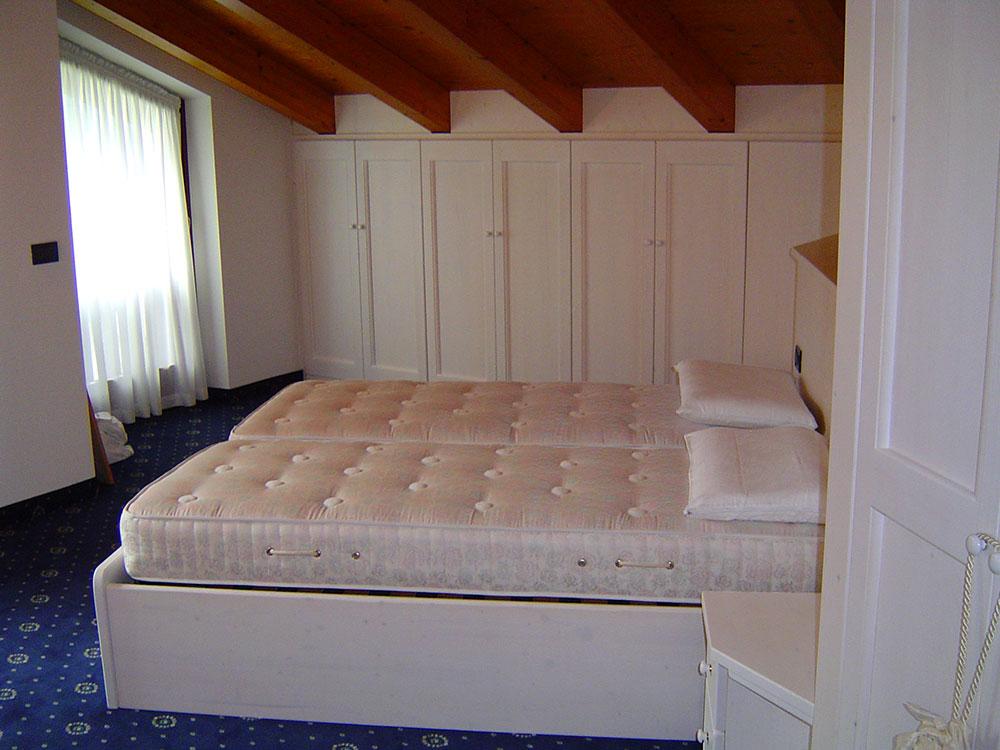 Arredamenti gubert camere reti e materassi for Arredamento cad