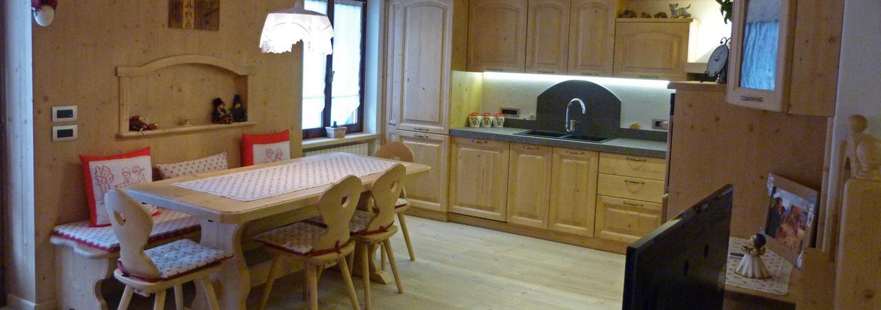 Arredamenti gubert progettazione mobili su misura in legno for Misura arredamenti